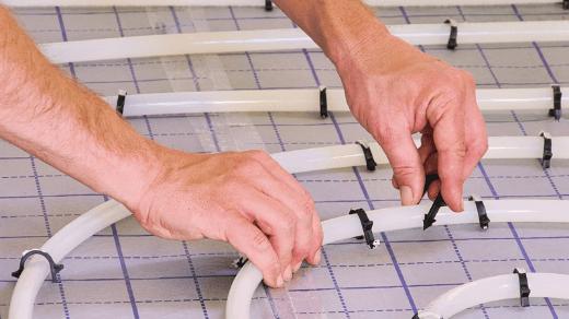Epoxygulv med gulvvarme – Er det egnet?